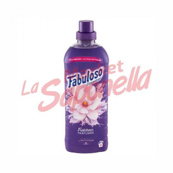 Balsam de rufe concentrat cu magnolia Fabuloso – 1L-40 spalari